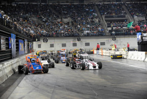 CHRISTOPHER, TIDMAN AND EMERLING AMONG FIRST TQ MIDGET ENTRIES FOR INDOOR RACES AT TRENTON AND AC