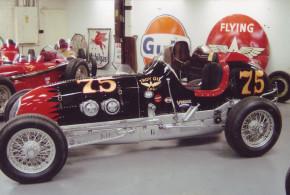 HISTORIC CARS AT MOTORSPORTS 2015