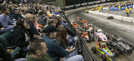 auto midget Len presents racing sammons
