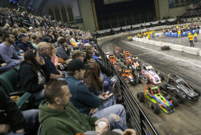 2016 Atlantic City Indoor Race Set For January 29 and 30!